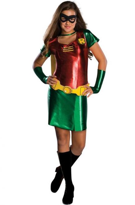 Teen Titans Licensed Robin Dress