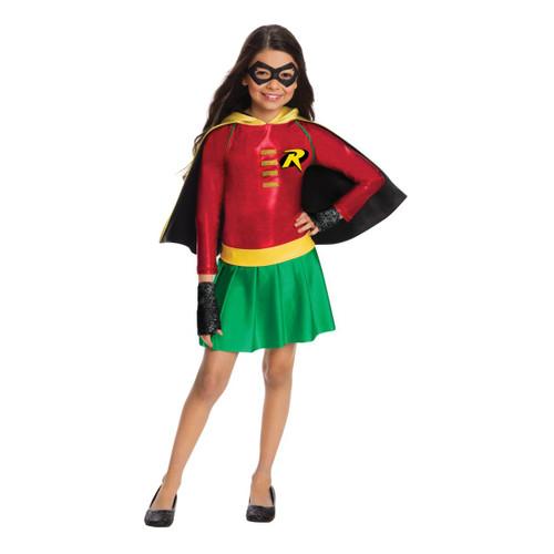 DC Comics Licensed Kid's Robin Dress
