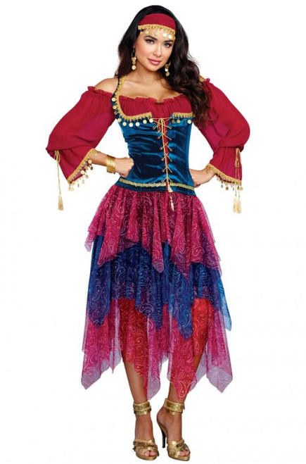 Gypsy Adult Women's Costume