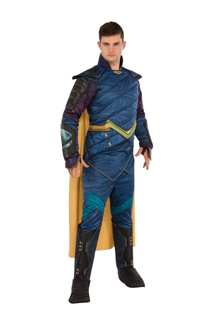 Thor Licensed Loki Adult Muscle Chest Costume