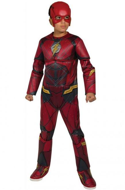 Justice League Licensed Flash DC Kid's Costume