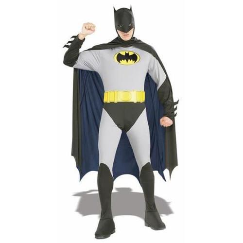 The Batman Adult Costume H/S