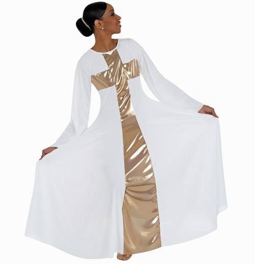 Adult Long Sleeve Cross Robe