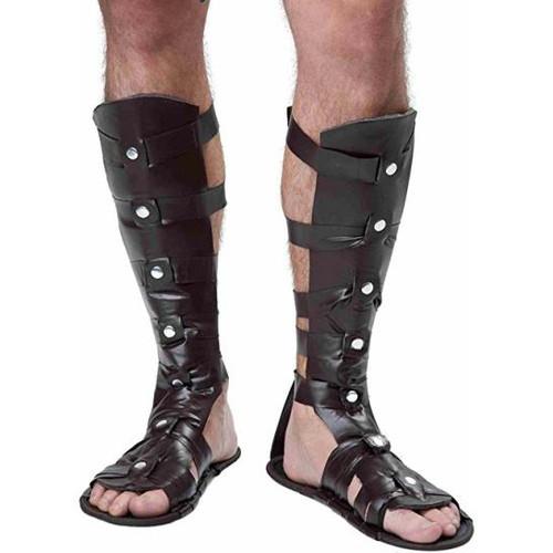 Gladiator Sandal Brown