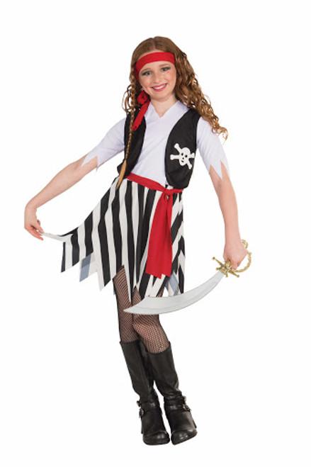 BUCCANEER GIRL COSTUME