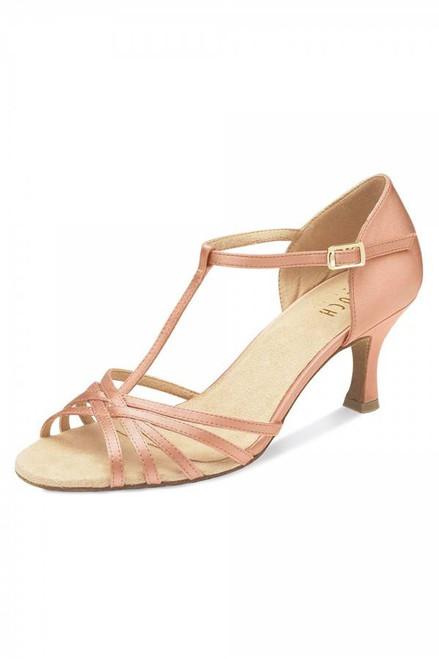 Nicola Ballroom Shoe Size 6.5 Rose