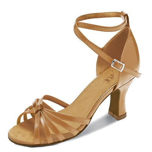 Sienna Ballroom Shoe Size 10.5 Natural