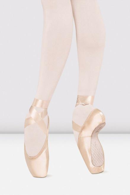 Sonata Pointe Shoe Girl's Size 1.5 B