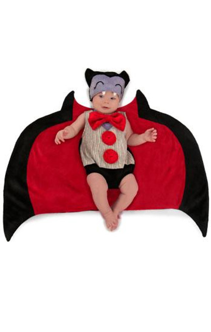 Swaddle Wings Newborn Drooly Dracula