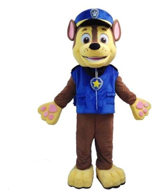 Rent: Police Puppy Mascot