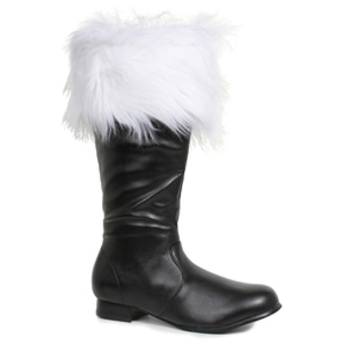 Men's Fur Trimmed Santa Boot (NICK)