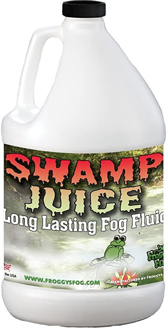 Long Lasting Fog Fluid Swamp Juice  One Gallon 128 fl oz