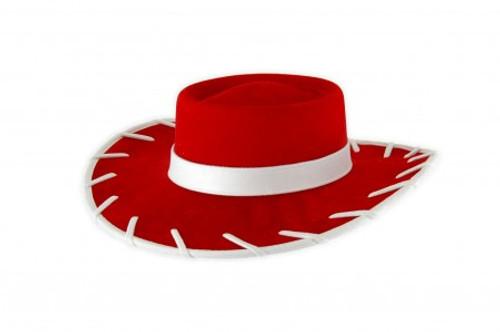 Toy Story Licensed Jessie Red Cowboy Hat