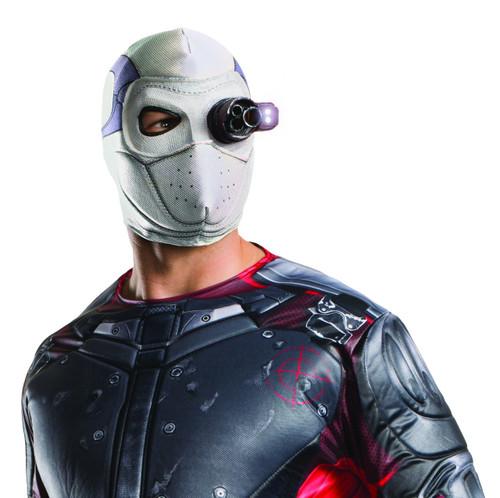 Suicide Squad Licensed Deadshot Mask Light Up