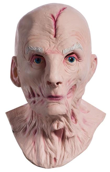 Star Wars Licensed Supreme Leader Snoke Latex Mask