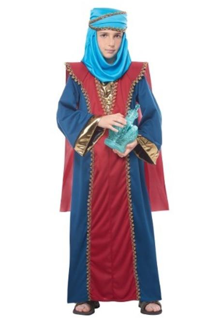 Balthasar, Wise Man, Three Kings Kids Costume