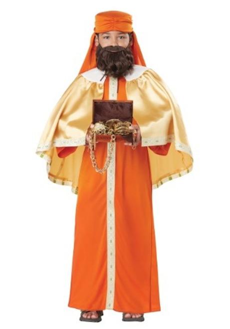 Gaspar, Wise Man, Three Kings Kids Costume
