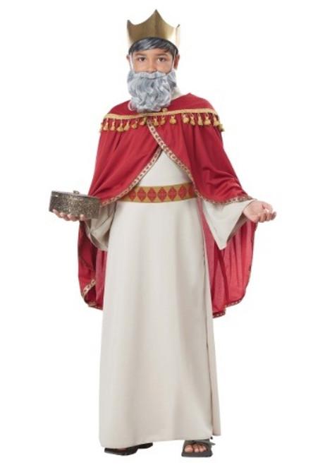 Melchior, Wise Man, Three Kings Kids Costume