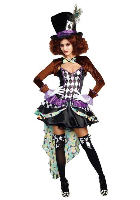 Dreamgirls Hatter Madness Ladies Costume
