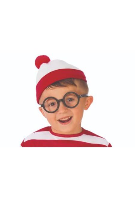 Deluxe Waldo Novelty Eyewear