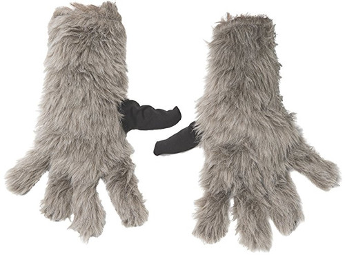 Guardians of the Galaxy Licensed Rocket Gloves Adult