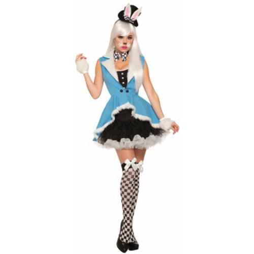 White Rabbit Adult Women's Costume
