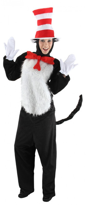 The Cat in the Hat deluxe costume