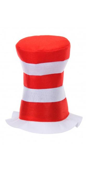 Dr. Seuss The Cat in the Hat Kis Felt Hat (291055)