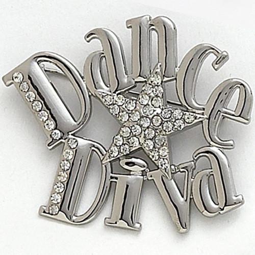 Dance Diva Pin