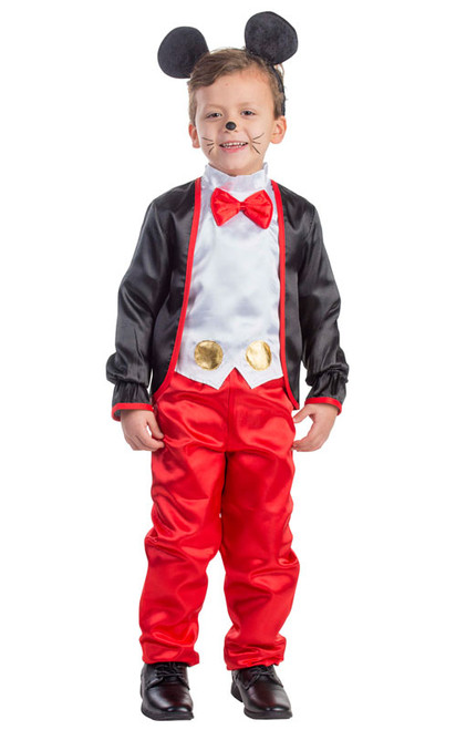 Charming Mr. Mouse Boys Costume