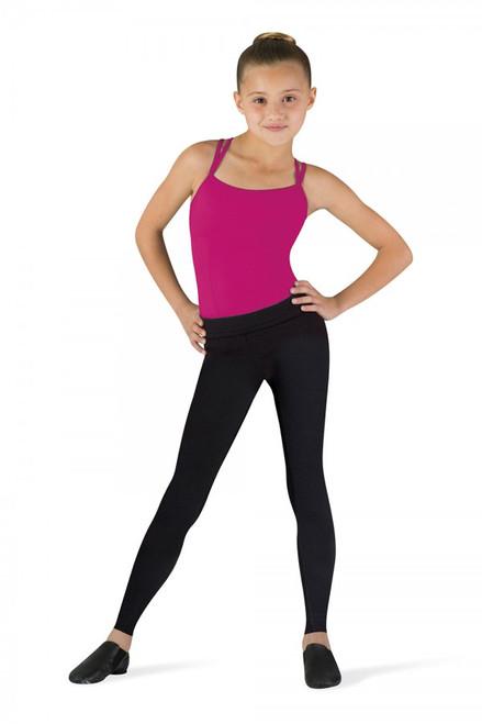 Bloch Hannay Basic Full Length Leggings Girls