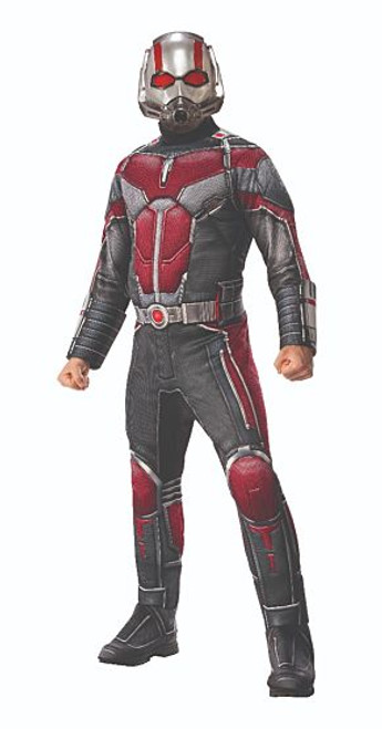 Marvel Antman Muscle Chest Adult Costume