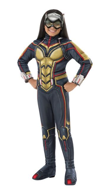 Kids Deluxe Wasp Costume
