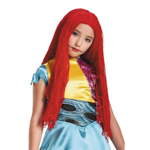 Sally Licensed Nightmare Before Christmas Child Wig