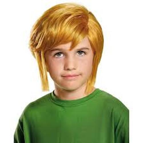 Link Child Wig Licensed Legend Of Zelda