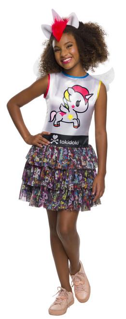 Tokidoki Stellina Unicorno Girls Costume