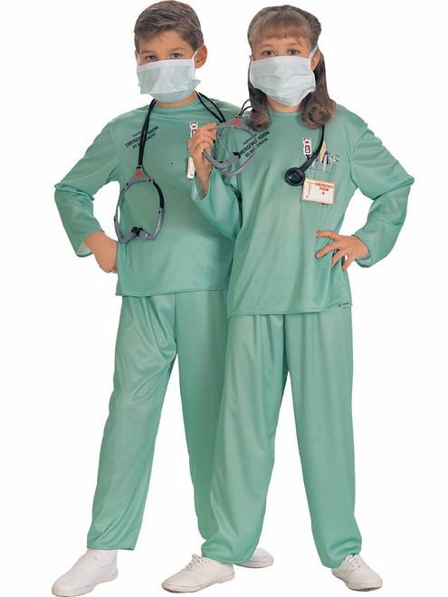 E.R. Doctor Kids Costume