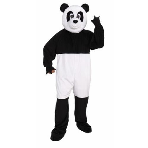 Plush Panda Mascot Adult