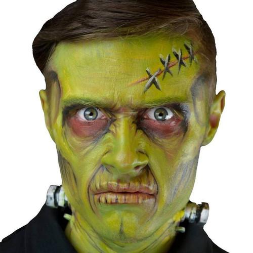 Deluxe Makeup Kit Monster Peel & Stick Appliance & Accessories
