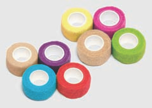 Bunheads Adhesive Toe Wrap Colored Variety Pack