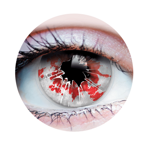 Primal Shatter Contacts Halloween
