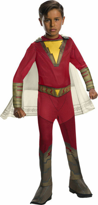 Shazam Licensed Childs Costume