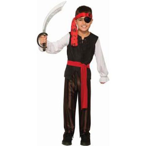 Renegade Pirate Boy