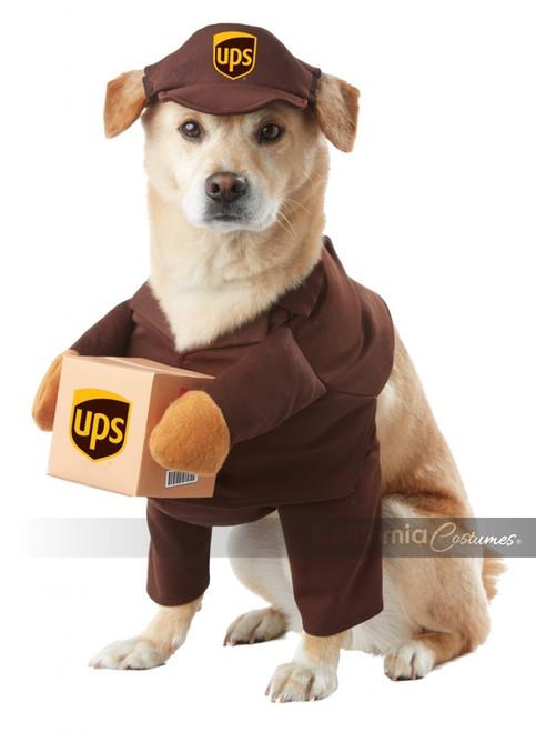 UPS Pal Dog Costume