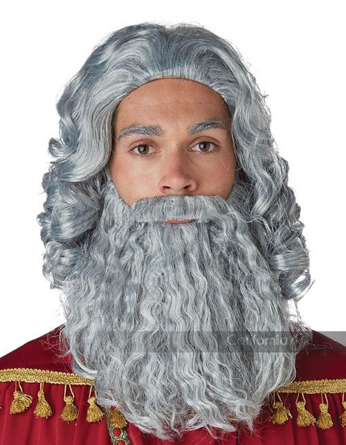 Biblical King Wig