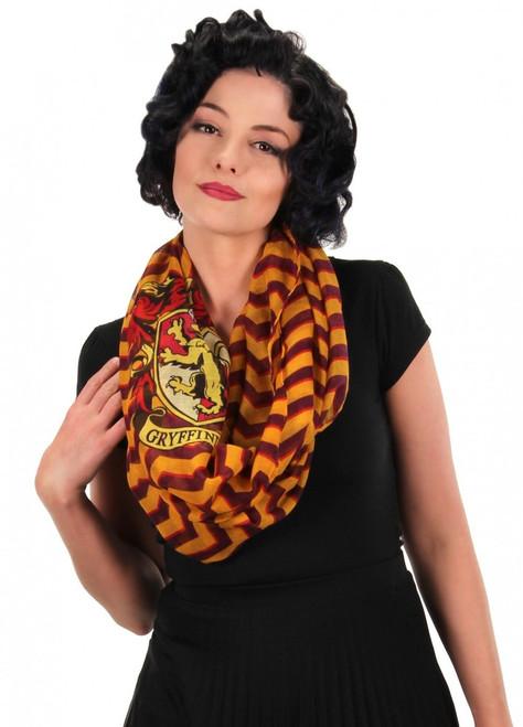 Gryffindor Infinity Scarf Licensed Harry Potter