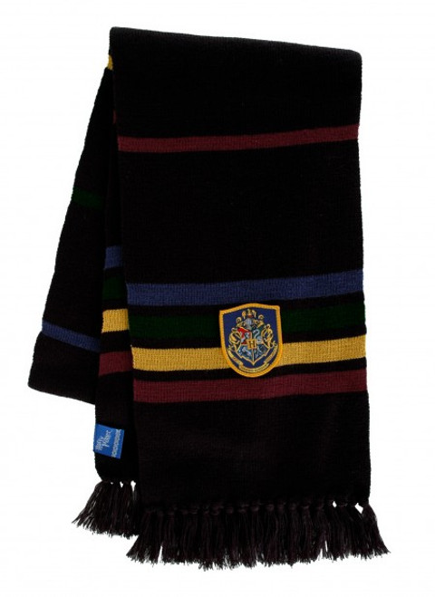 Hogwarts Knit Scarf Licensed Harry Potter