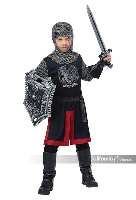 Dragon Knight Kids Costume