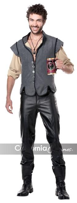 Renaissance Man - Captain John Smith Adult Costume