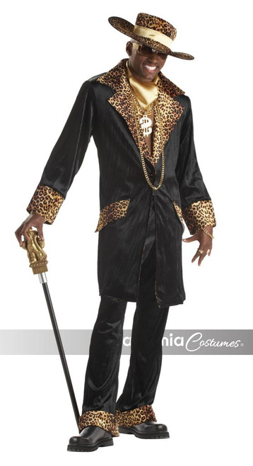 Supa Mac Daddy Adult Costume Medium